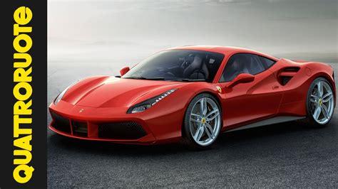 Ferrari 488 Gtb 2015  Sound And Hot Lap Pov In Fiorano
