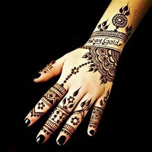 Best Arabic Mehndi Designs Collection for Girls - Art