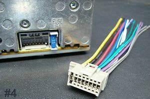 Panasonic Wire Harness Plug Cq C1100u C8305u C7303u C5305u