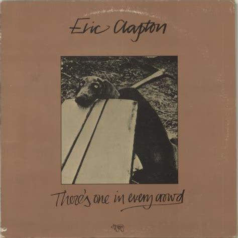 eric clapton     crowd  vinyl lp album lp record