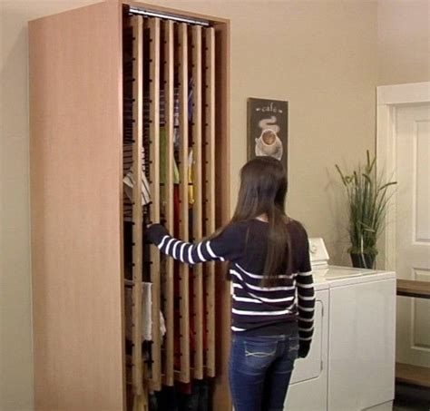 Drying Cupboards by Laundry Drying Cupboard Pull Out Racks Indesign In 2019