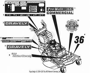 Gravely 988151  000101