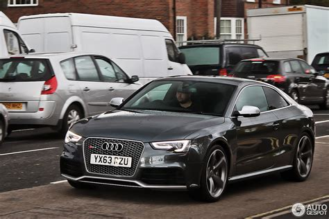 Audi Rs5 Grey by Audi Rs5 2013 Grey