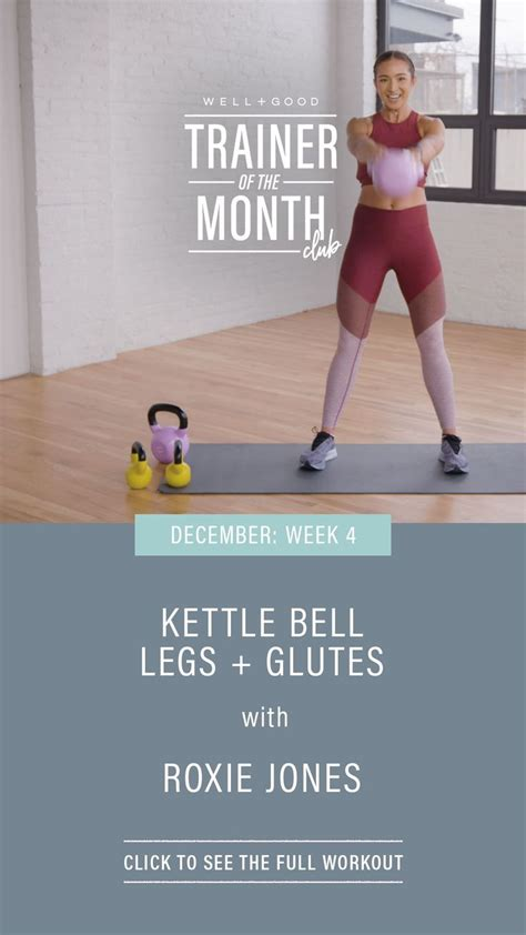 kettlebell workout glutes exercises leg glute legs workouts