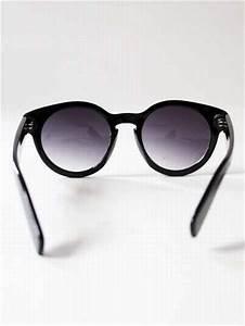 Lunette Soleil Ronde Homme : lunettes soleil rondes homme lunettes rondes cutler gross ~ Nature-et-papiers.com Idées de Décoration