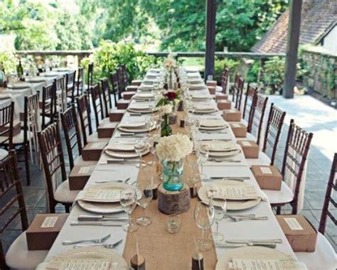 decoracion boda rustica paperblog