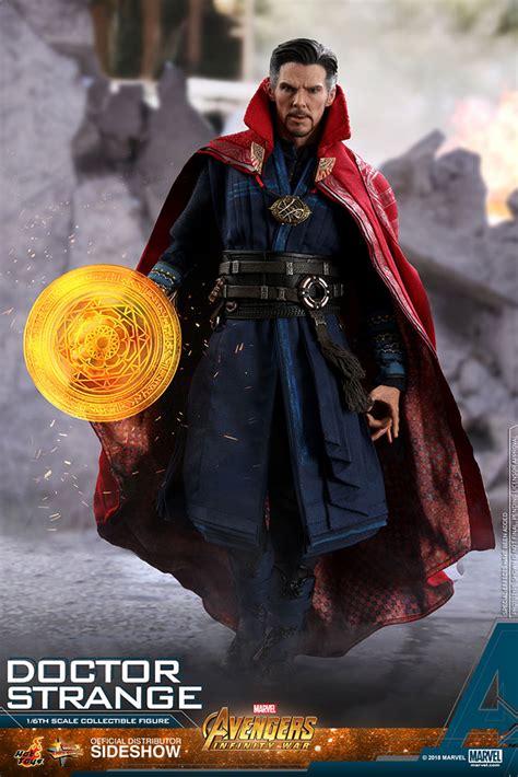 infinity war hot toys doctor strange figure   order