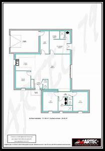 plans de maisons constructeur deux sevres With plan maison plain pied 100m2 3 chambres