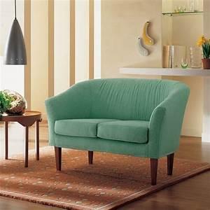 Kleines 2 Sitzer Sofa : marion 2 sitzer kleines sofa 120 cm breit arredaclick ~ Bigdaddyawards.com Haus und Dekorationen