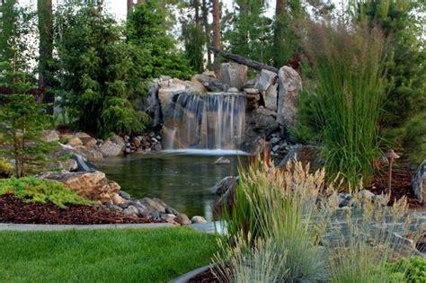 Wasserfall Wand Selber Bauen  Nowaday Garden