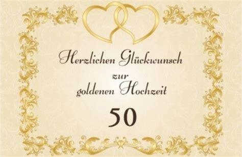 goldene hochzeit spr 252 che gr 252 223 e und gl 252 ckw 252 nsche