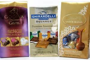 Chocolate Candy Name Brands