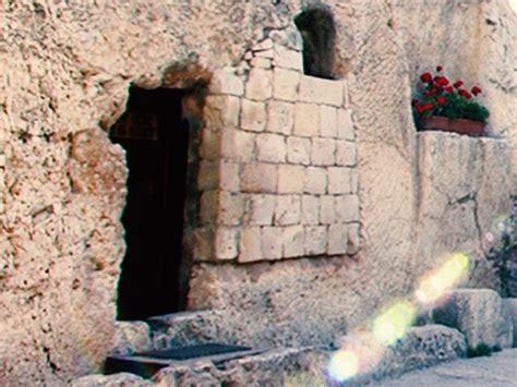 garden tomb  jesus rose  cbn news