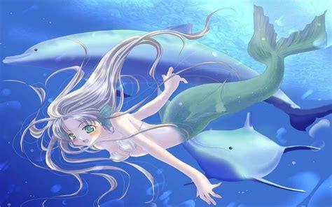 Anime Mermaid Wallpaper - mermaid anime wallpaper downloads 11449 amazing wallpaperz