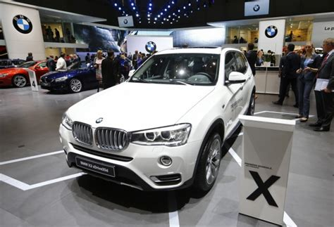 Bmw Launches New X3 Suv In India At ₹44.90 Lakh