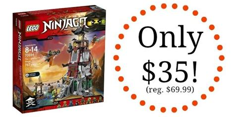 siege social lego lego ninjago the lighthouse siege set only 35 reg 69