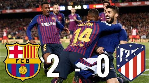 Barcelona Recent Matches