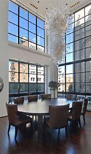 Gorgeous TriBeCa Penthouse Apartment Design | iDesignArch ...