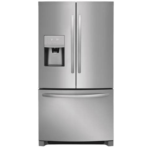 Shop Frigidaire 268cu Ft French Door Refrigerator With