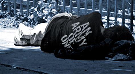 veterans affairs homeless veterans