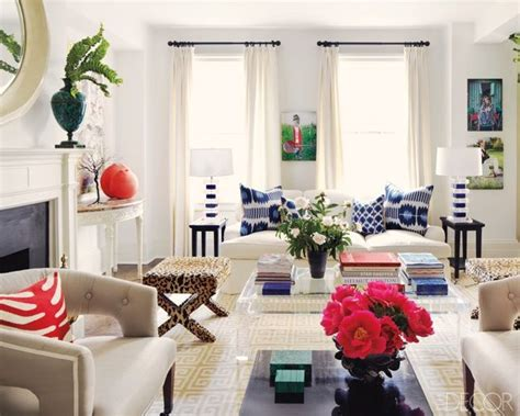 Adding Interest To Neutral Decor by In Light Of Fourth Of July Here Are A Few Patriotic Rooms