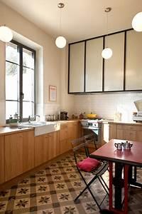 l39esprit brasserie eclectique cuisine marseille With porte d entrée alu avec evier salle de bain retro