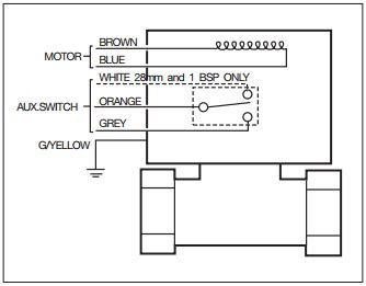 Where Can Find Wiring Diagram For Motorised Valve