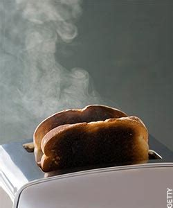 Burning Toaster - the social fly tale of the evil toasters