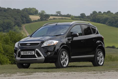 2018 Ford Kuga Upgraded For Uk Australia To Stick With