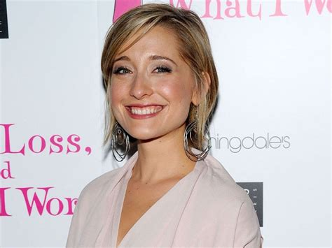 Smallville Star Allison Mack Once Thought Sex Cult Was 'a