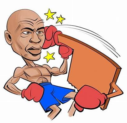 Boxing Oklahoma Mayweather Fried Chicken Gazette