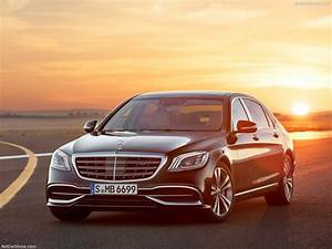 Mercedes Class S : 2018 mercedes benz s class maybach wallpapers pics pictures images full desktop backgrounds ~ Medecine-chirurgie-esthetiques.com Avis de Voitures