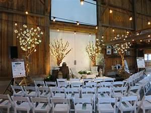 magnolia and willow tree rustic decor greenscape design With rustic wedding decor rentals