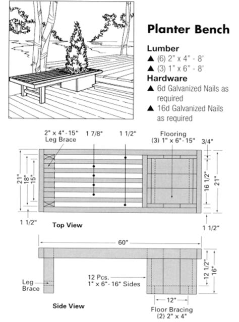 Woodwork and Craft Plans Gallery
