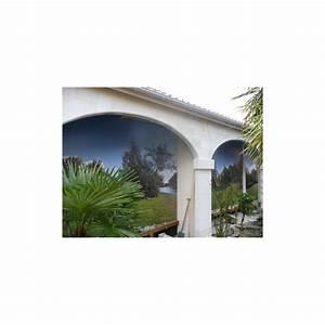 bache exterieur trompe l39oeil With trompe l oeil exterieur jardin 1 jardinet un trompe loeil etonnant pour votre exterieur
