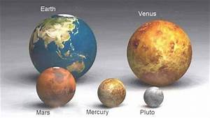 Mercury and Pluto - Universe Today