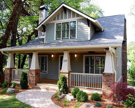 Classic Craftsman Cottage With Flex Room 50102ph