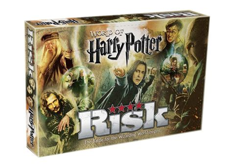 buy games harry potter board game risk english version