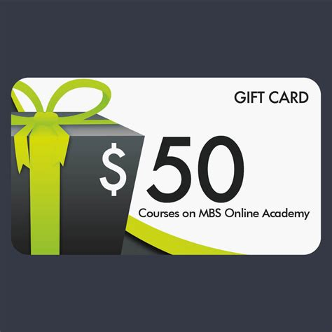 The creditor and issuer of u.s. Gift Card - Pay $25 Get $50 - MBS Academy