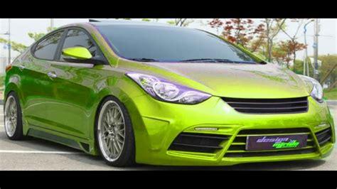 현대 아반떼), is a compact car produced by the south korean manufacturer hyundai since 1990. 2011 Hyundai Elantra 50 Custom Paint Colors 2011 - 2013 ...