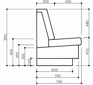Bench Seating Construction Banquette Dimensions And