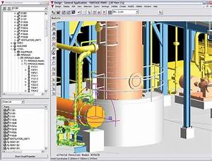 Aec From The Ground Up  Plant And Piping Software