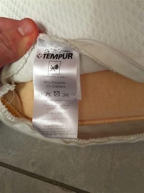 tempur kissen waschen das tempur comfort kissen im test optimales kissen de das beste kopfkissen f 252 r dich