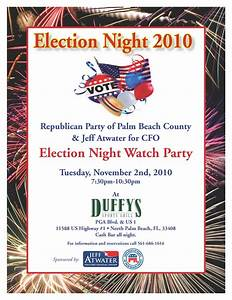 The Real Polichick: Action Alert: Election Night Watch Party