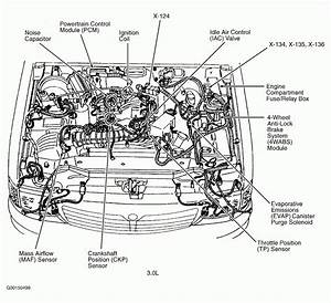 2001 Mazda Tribute Engine Cooling Diagram Thermostat