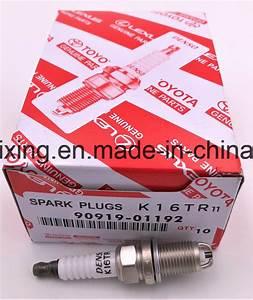 China Toyota Tacoma 4runner Copper Core Spark Plug K16tr11