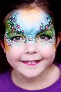 40, Very, Simple, Face, Painting, Ideas, For, Kids