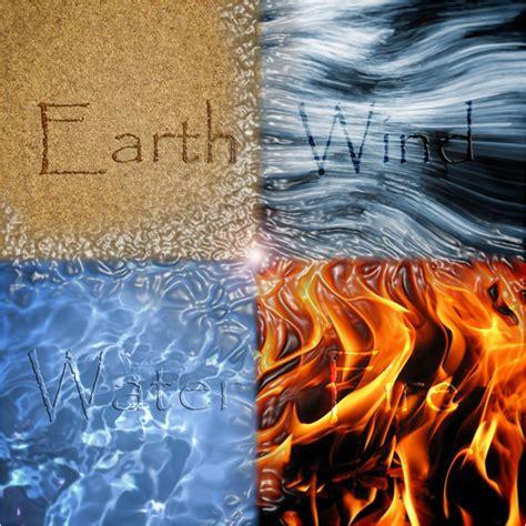 591 exhibition the four elements