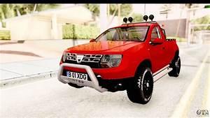 Dacia Pick Up Prix : dacia duster pickup for gta san andreas ~ Medecine-chirurgie-esthetiques.com Avis de Voitures