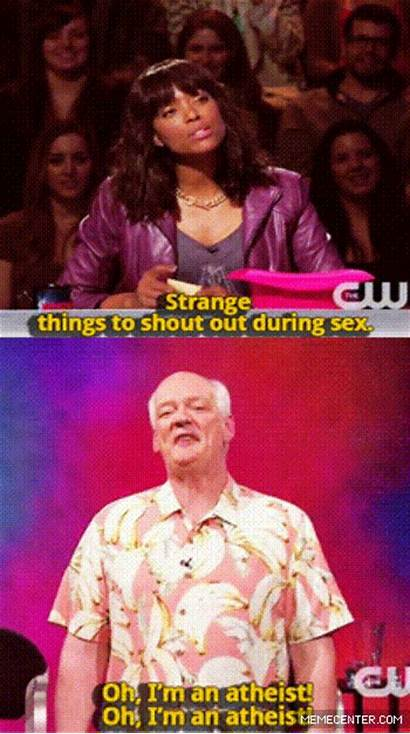 Strange Things Shout During Funny Joke Meme